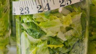 An Amazing Way To Make Chopped Lettuce Last Longer
