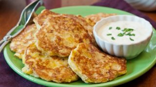 Squash Patties