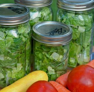 Can I Add Other Foods to My Vacuum-Packed Jars of Salad?