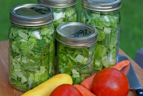 What Happens If I Add Extras to My Jars of Lettuce?