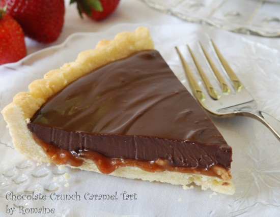 choccrunchtartwithstrawberriespost