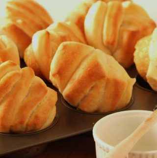 yogurt fantans--dinner rolls