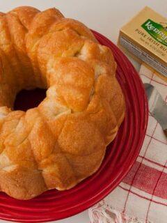 monkey bread recipe converted to a bread machine
