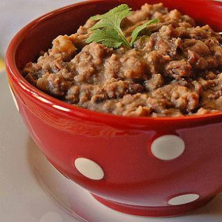 Beefy Refried Beans
