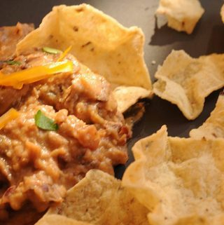 SMOKY BLACKEYED PEA DIP