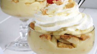 Microwave Banana Pudding--a Cool Dessert for a Hot Summer Day