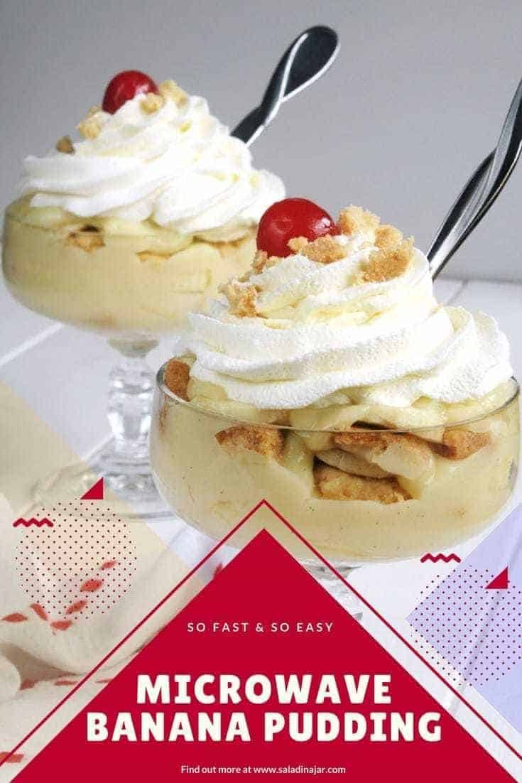 How to make vanilla custard in the microwave. Layer with bananas and vanilla wafers or shortbread crumbles to make banana pudding.