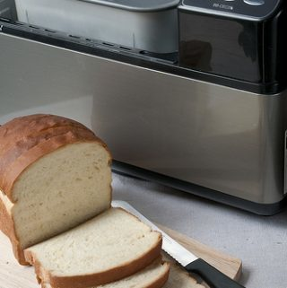 sweet milk white bread 1