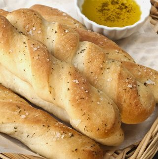 Soft-Garlic-Sticks-Made-in-a-Bread-Machine
