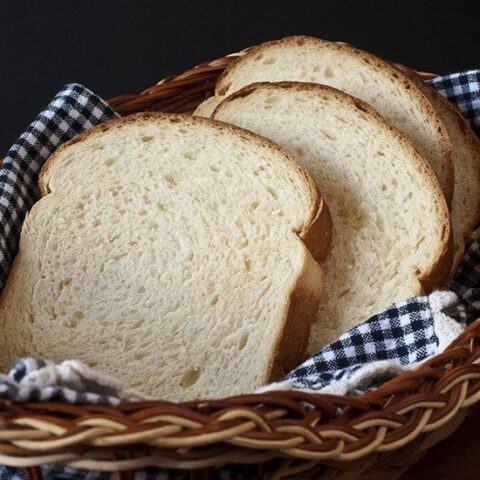 Sweet Milk White Bread