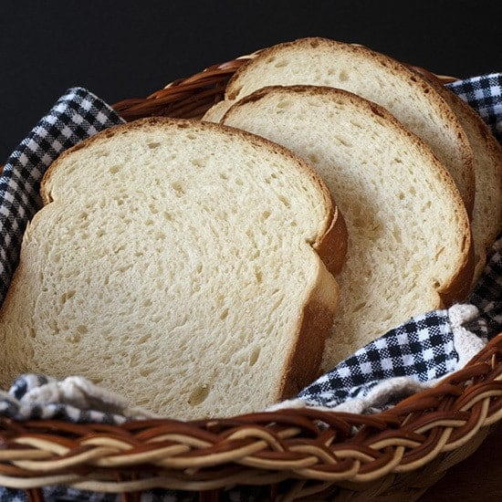 The best white bread recipe for a bread machine. Soft with a close texture. You must check it out.