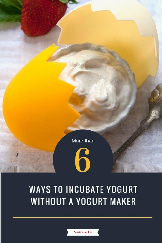 More than 6 Ways to Incubate Yogurt without a Yogurt Maker