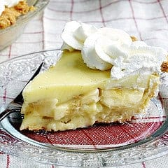 Microwave Pastry Cream for a Cream Pie Filling