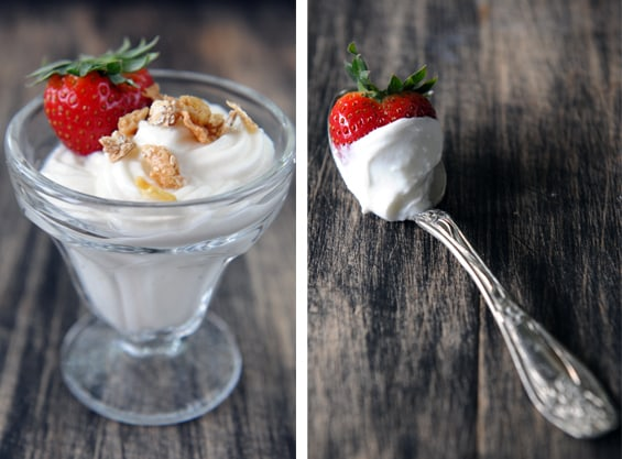 STRAIN YOGURT THE EASY WAY