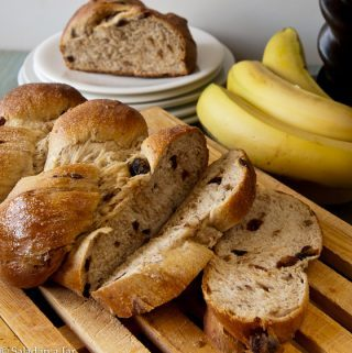 EXTREME BANANA BREAD MAKEOVER