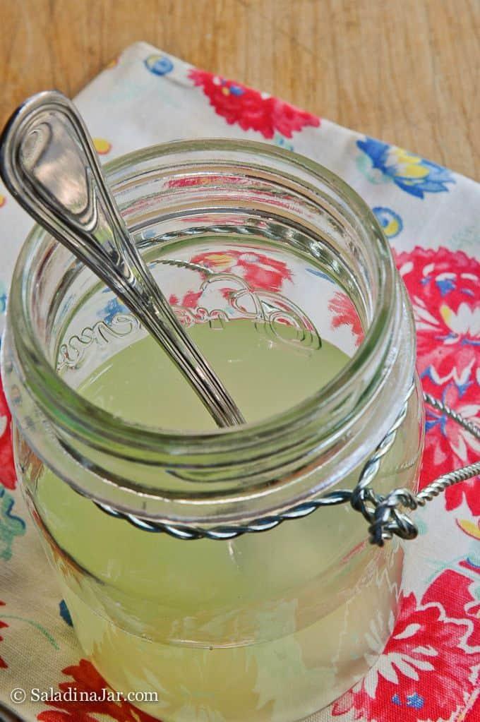 18 Ways to Use Whey--a By-Product of Greek Yogurt - Whey in a Mason Jar