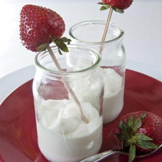 GREEK YOGURT USING RAW MILK