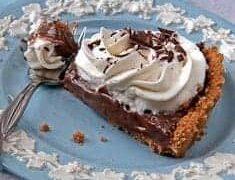 Microwave Chocolate Pie Recipe