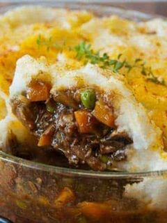 Shepherd's Pie with Leftover Pot Roast