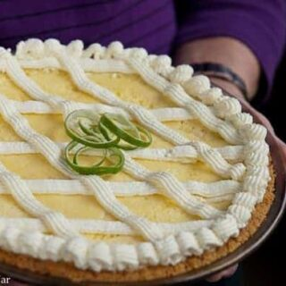 Baked Key Lime Pie