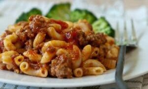 One-Pot Beef Goulash: Simple, Saucy, and Substantial
