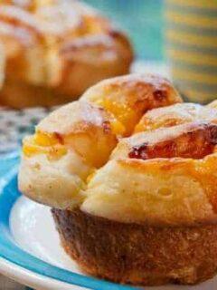 Potato-Cheese Yeast Rolls