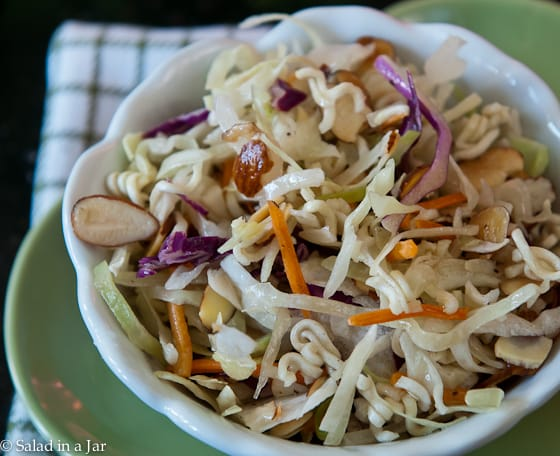Susie's Crunchy Coleslaw: This Version is One of the Best