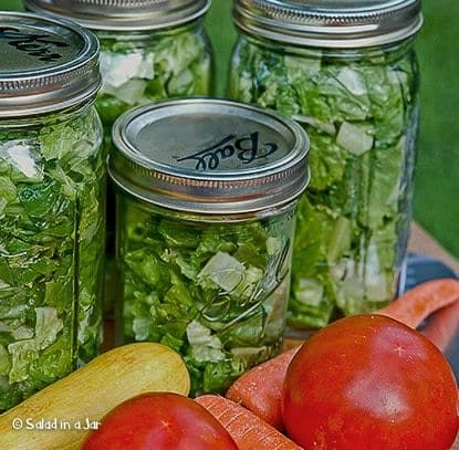 Questions and answers about adding other food to vacuum-packed jars