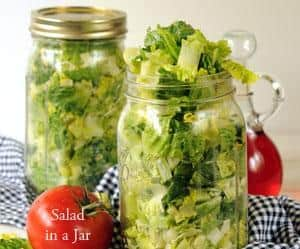 How to Make Salad in a Jar That Lasts a Week–a Video Debut and FAQ