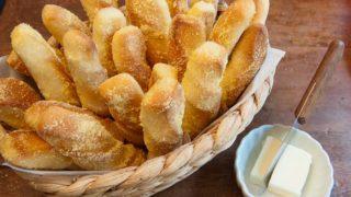 Cloning Pillsbury's Cornbread Twists with Jiffy Cornbread Mix