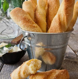 Cornbread Twists