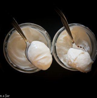 Grainy Homemade Yogurt