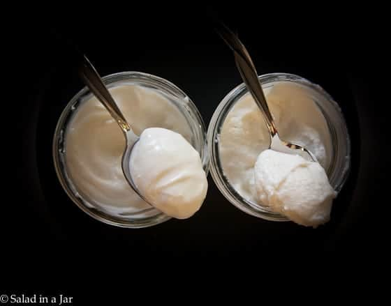 Why Is My Homemade Yogurt Grainy?--comparison