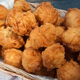 HUSH PUPPIES (JALAPENOS OPTIONAL)