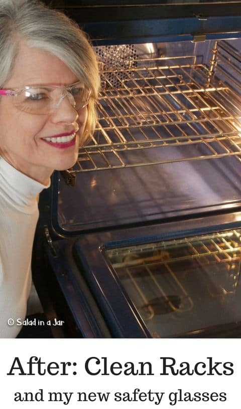 What Not to Do When Cleaning Oven Racks