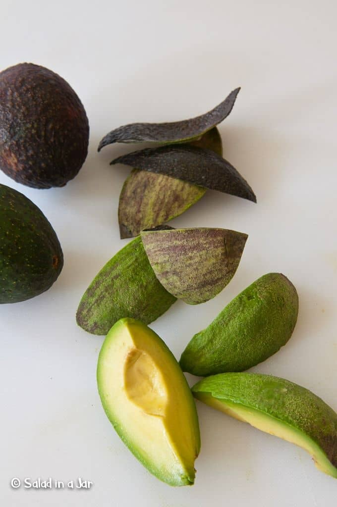 Avocados without bruises