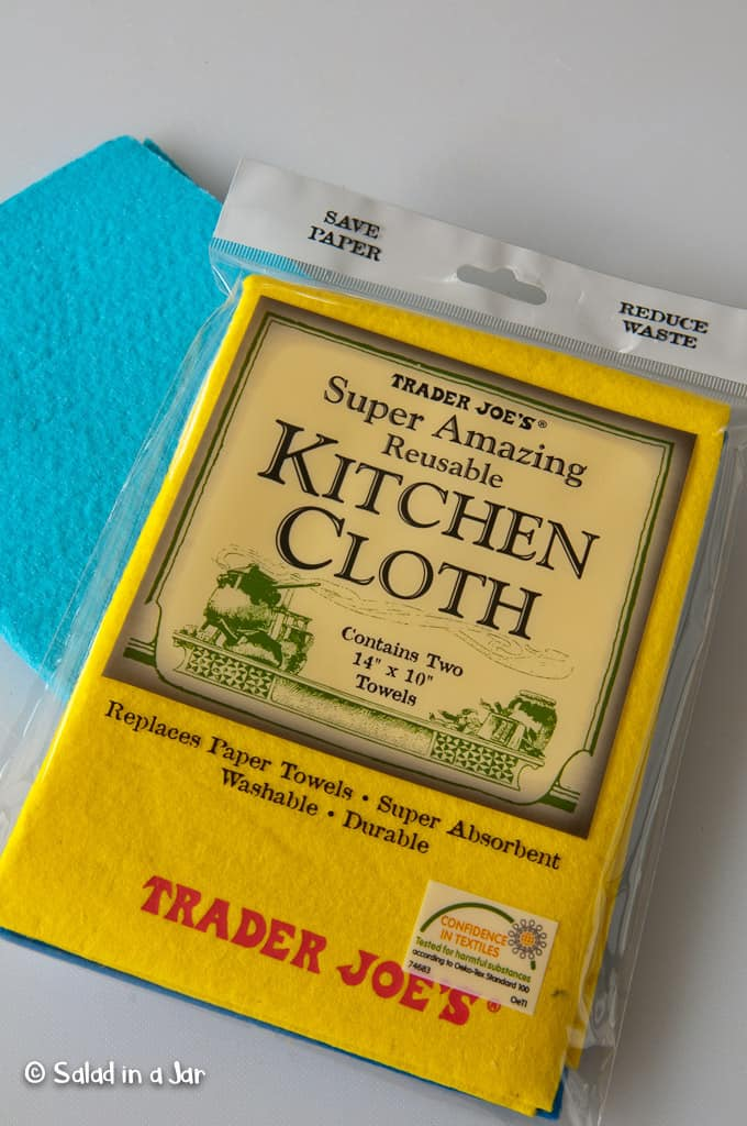 Kitchen Cloth from Trader Joe's