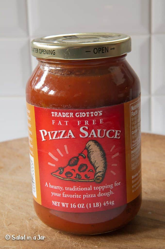 Pizza Sauce from Trader Joes