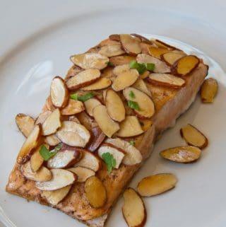 Almond Salmon