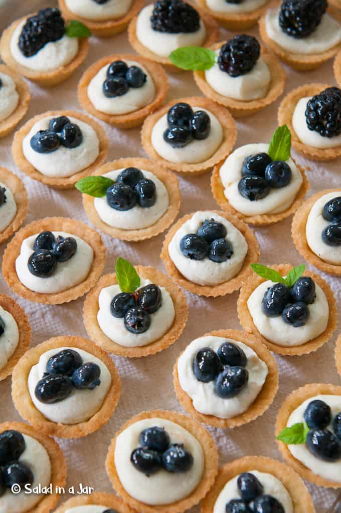 No-Bake Mini Cheesecake Mini with Mascarpone