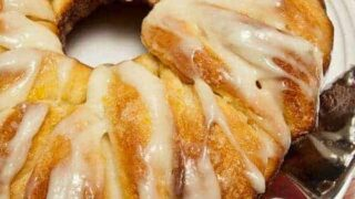 Lemony Pull-Apart Bread
