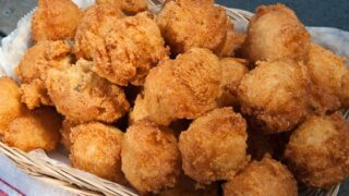 Hush Puppies with Jalapeños