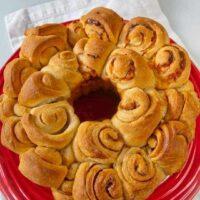 Triple-Flavor Monkey Bread