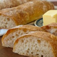 Bread Machine Ciabatta