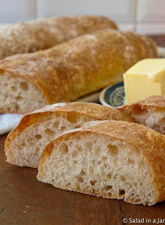 Bread Machine Ciabatta