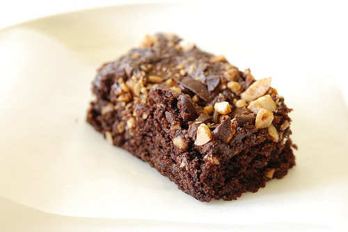 Faster-than-a-Mix Emergency Brownies