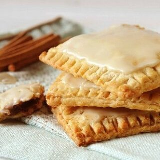 A Healthier Pop Tart Recipe