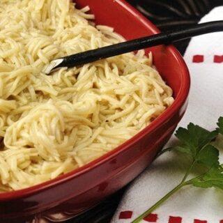 Skinny Homemade Egg Yolk Noodles: A Holiday Tradition
