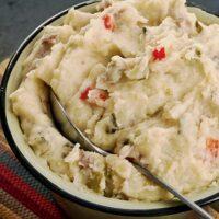 Cheesy Jalapeño Mashed Potatoes (No Gravy Needed)