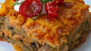 Baked Chili Relleno Casserole